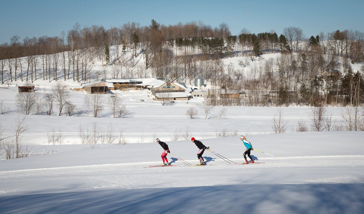 Strafford Nordic Relays