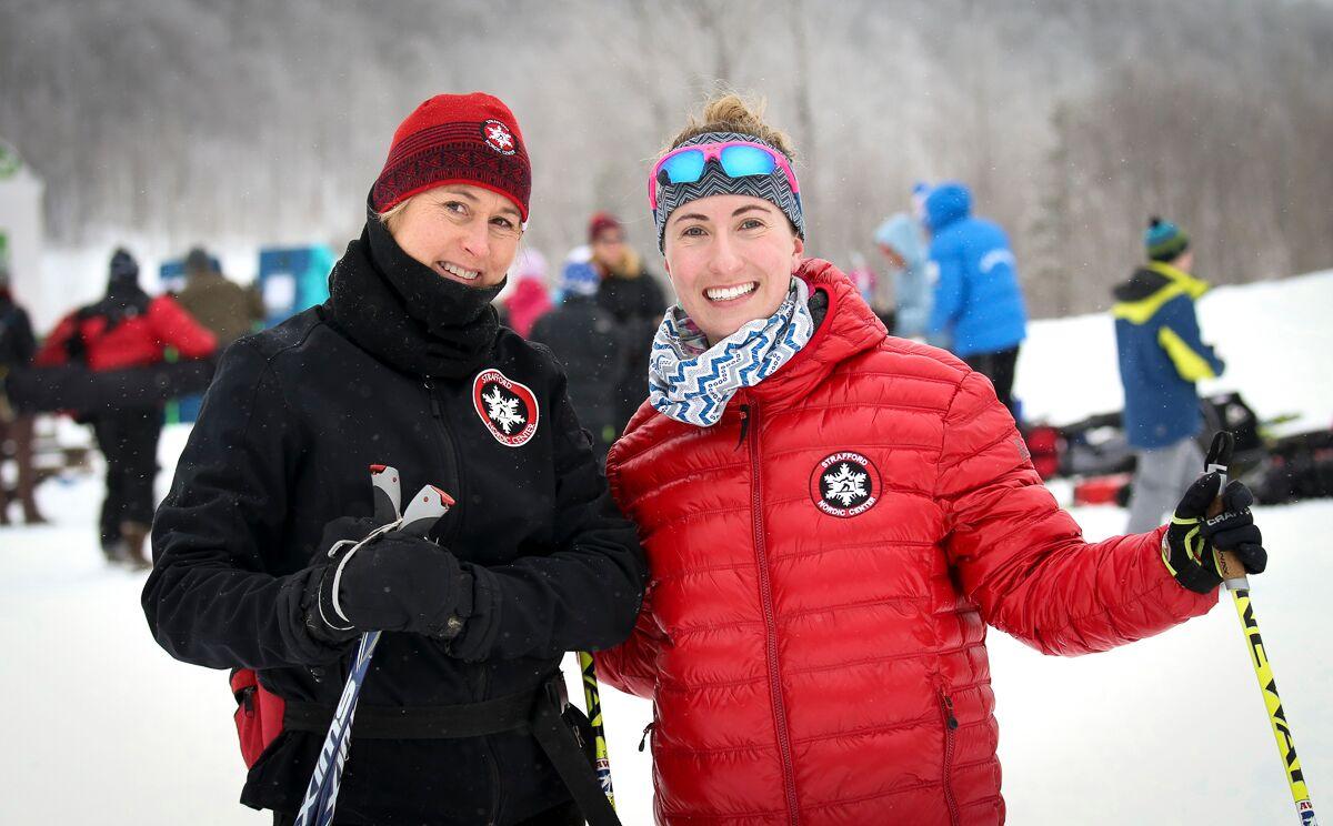 Womens Ski Clinics
