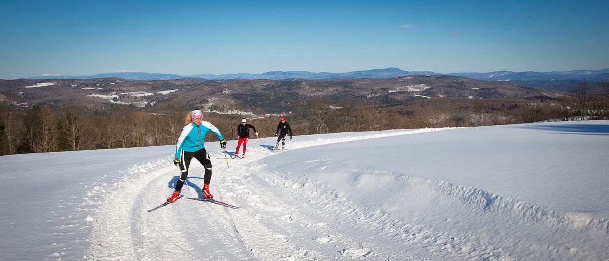 Cross Country Skiing Programs